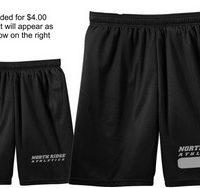 Northridge Athletics Boys PE Shorts