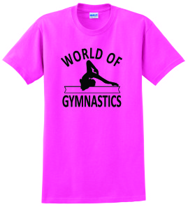 Girls Team Spirit Shirt