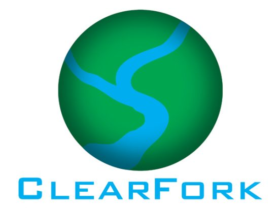 clear fork